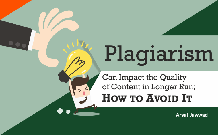 Plagiarism Can Impact Content Quality